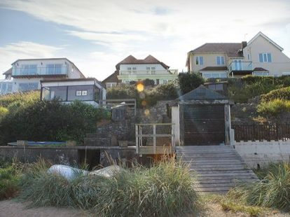 Greystones - Extensions & Refurb of Period Beachfront Property