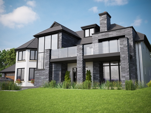Luxury New Build House