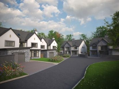 New Build Executive Houses