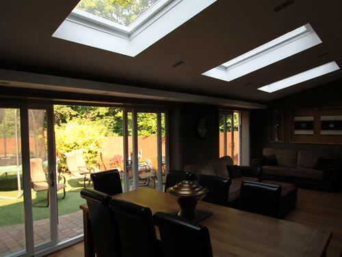 Kitchen, Family & Dining Room Extension