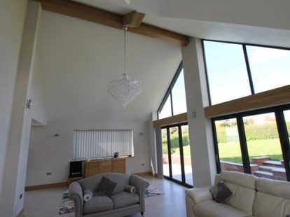 Extension & Modernisation of 1960's Bungalow - North Wales