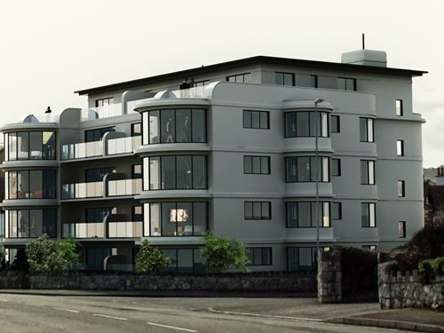 BR ARCHITECTURE GETS PRAISE FOR ART DECO STYLE NEW BUILD APARTMENTS IN RHOS ON SEA