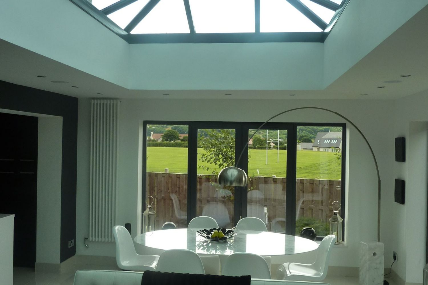 Orangery Extension to form Family / Dining Area