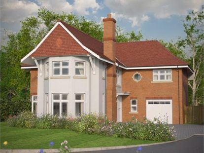Harvey Homes of Distinction | The Laurels, Colwyn Bay | BR Architecture