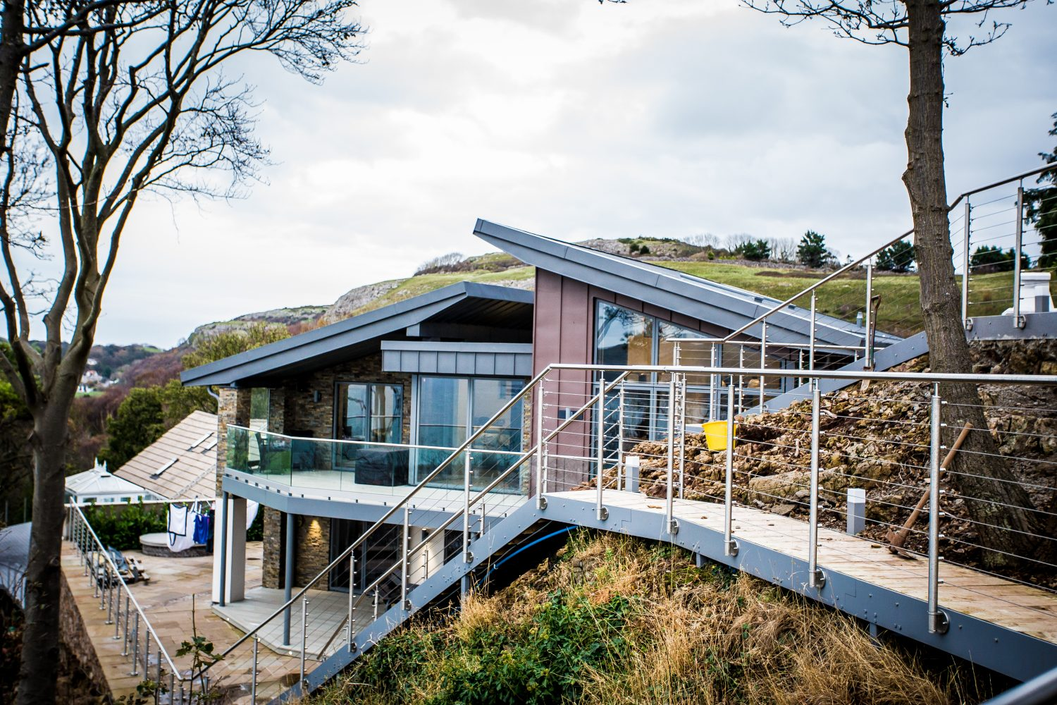 BR Architecture North Wales