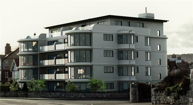 NEW BUILD LUXURY APARTMENTS – RHOS ON SEA, NORTH WALES