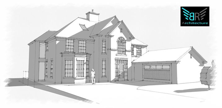 BR ARCHITECTURE LINKS UP WITH LOCAL LUXURY HOUSE DEVELOPER