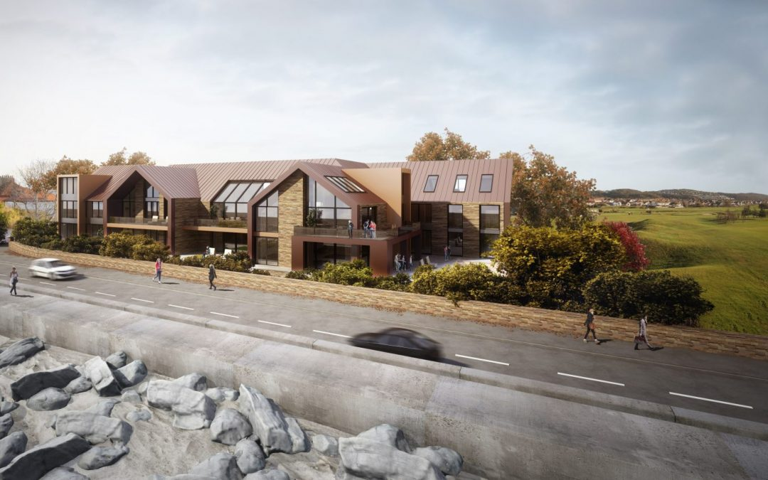 Work to Start in 2018 for New Build Luxury Apartment Design for Madoc Developments