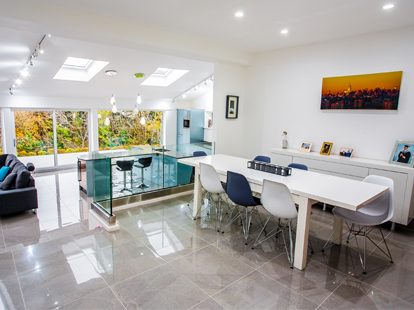 Open Plan Architectural Design North Wales