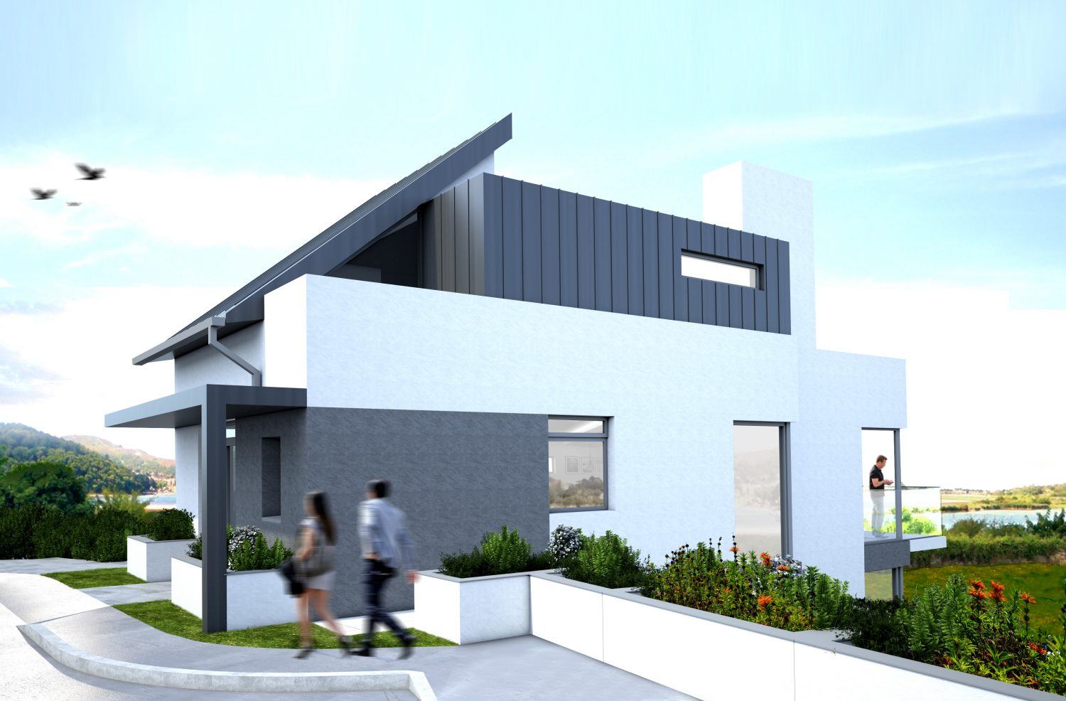 Architecture Services North Wales