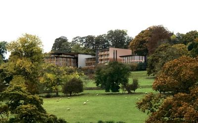 BR Architecture Designs New Build Hotel in North Wales