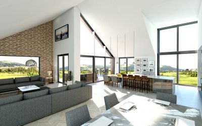 Luxury New Build Apartments in Rhos on Sea North Wales Designed by BR Architecture