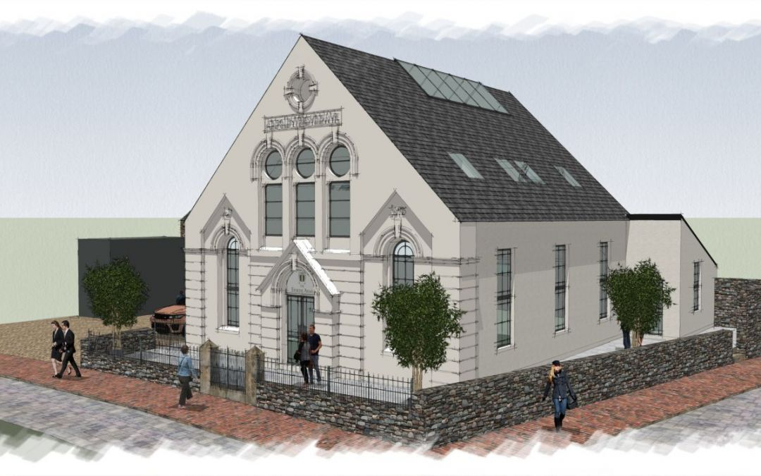 Planning Application Submitted for Conversion of Listed Church into Boutique Hotel