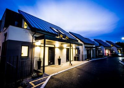 New Build Modern Town Houses – (The Reserve)
